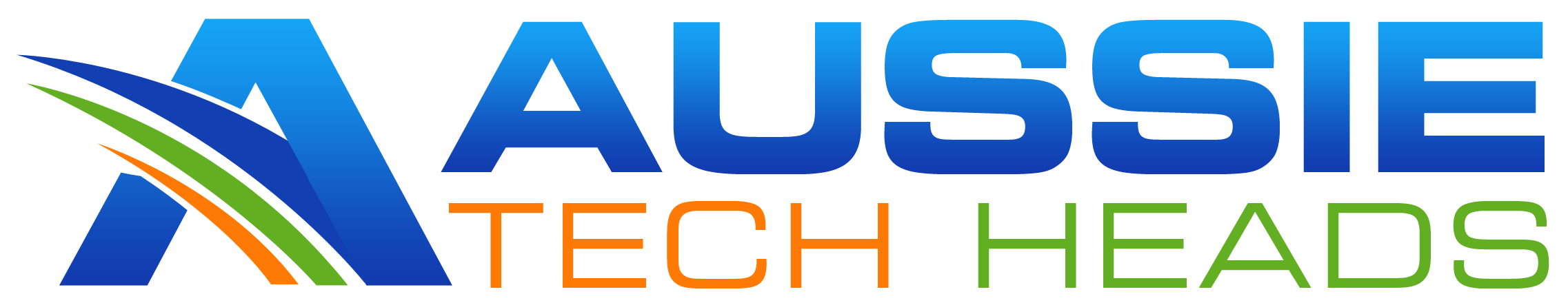 Aussie Tech Heads Logo